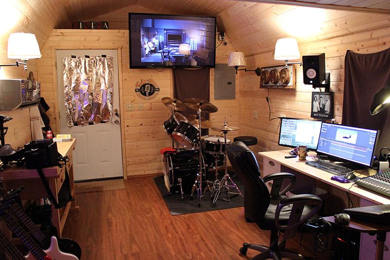 The Drum Corner (Front)